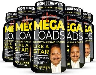 Ron Jeremy's Mega Loads Men's Formula Private Label Series - 5 Bottles