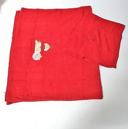 baeb1db89a Amazon.it: asciugamani natale - Set di asciugamani / Asciugamani ...