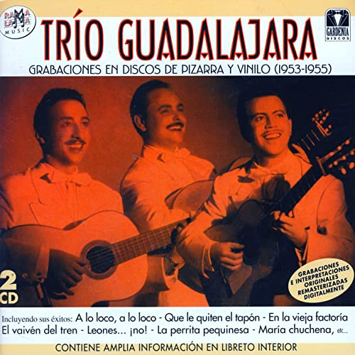 Estúpido cupido (remastered) by Trío Guadalajara on Amazon ...