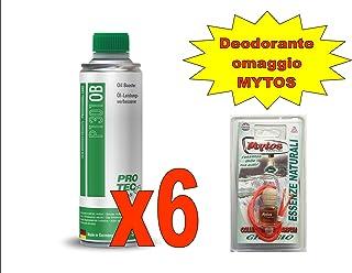Nr. 6 PRO TEC Oil Booster Motoröl Optimizer 375ml P1301 + gratis Mytos Lufterfrischer