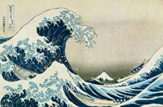 "Trends International The Great Wave Wall Poster 22.375"" x 34"""