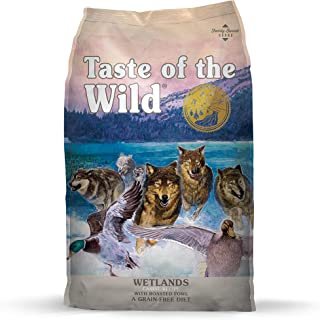Best taste of the wild dog food website Reviews