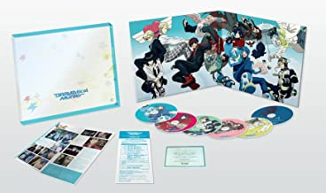 Animation - Dramatical Murder Blu-Ray Box (4BDS+2CDS) [Japan LTD BD] EYXA-10025