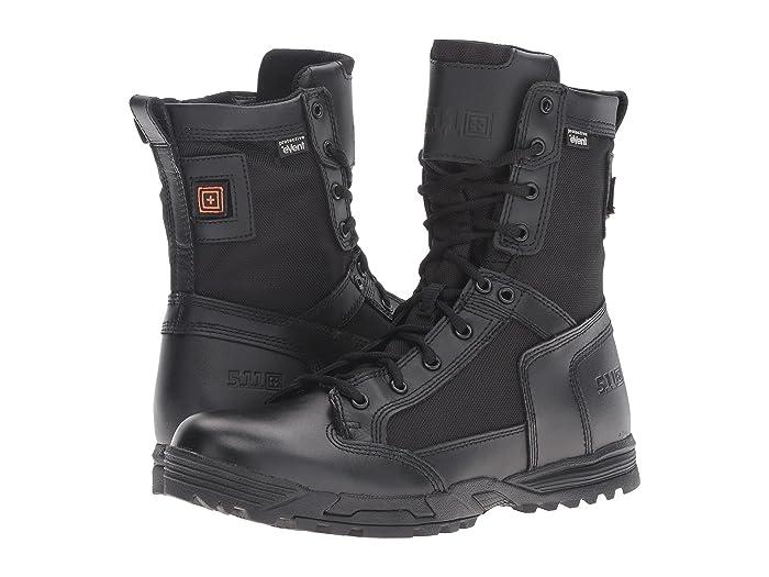 5.11 Tactical  Skyweight Waterproof Side Zip (Black) Mens Work Boots