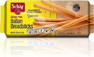Schär Gluten Free Italian Breadsticks, 5.3 oz., 5-Pack