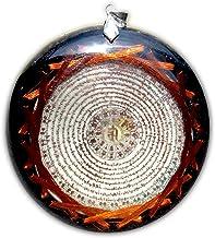 Namgyalma Mantra Prosperity Quantic Resonator 21 vortex (6.3 cm)