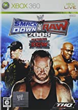 WWE Smackdown Vs. RAW 2008 [Japan Import]