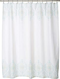 Best lenox french perle groove shower curtain Reviews