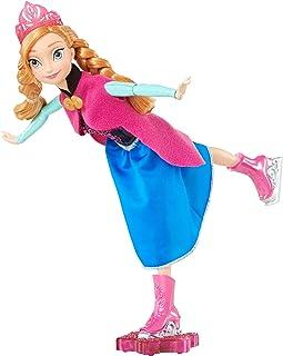 Disney Frozen - Muñeca Patinadora, Anna (Mattel CBC62