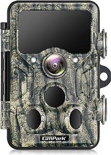 Campark WiFi Bluetooth Trail Camera 20MP 1296P Game...
