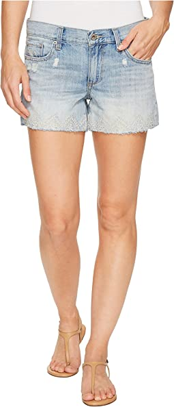 Lucky Brand The Cut Off Shorts in Pacific Blue
