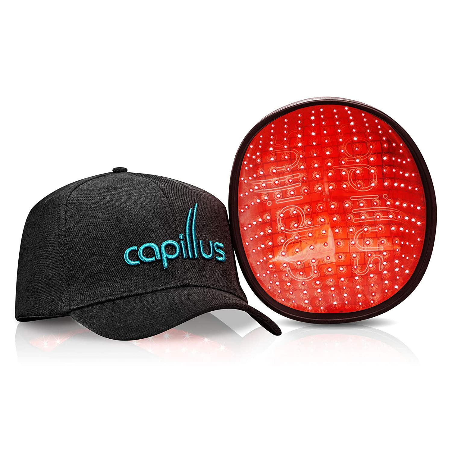 Special sale item CapillusPro Mobile Popularity Laser Therapy Cap for Regrowth Hair 6 M NEW –