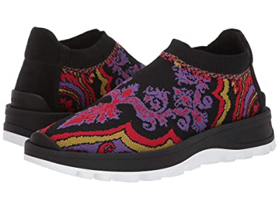 Etro Jacquard Sneaker (Multi) Women