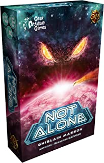 GM Games–Not Alone, Card Game (gdm110)