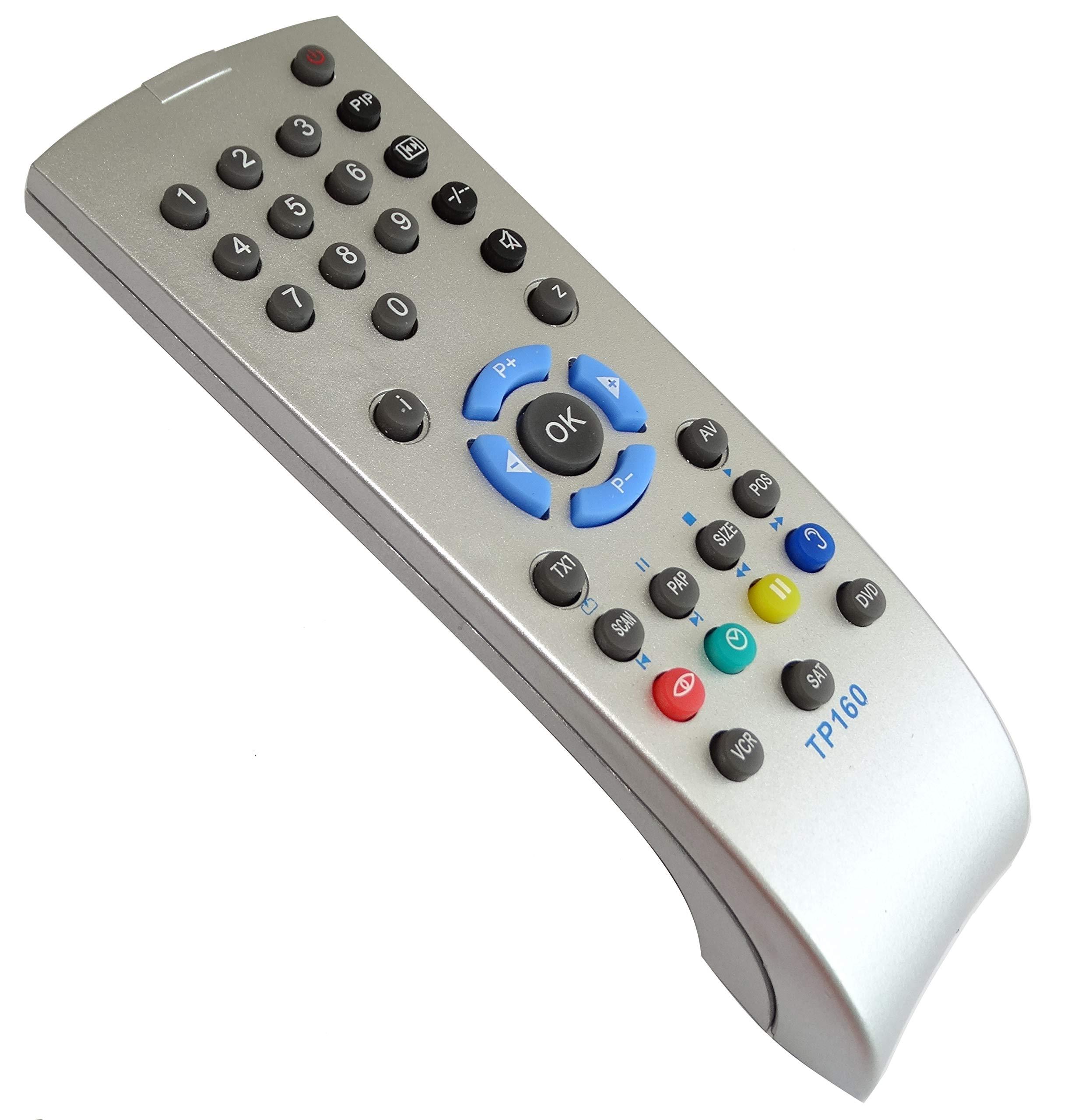 AERZETIX - Mando a Distancia para Televisor TV: Amazon.es: Electrónica