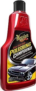 Meguiar's G18116 Clear Coat Safe Polishing Compound, 16 Fluid Ounces, 1 Pack