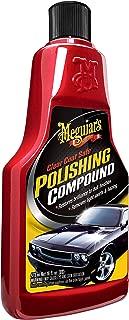 Meguiar's G18116 Clear Coat Safe Polishing Compound