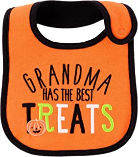 Baby Halloween Bib