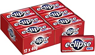 Eclipse Eclipse Strawberry Mints 12x40g, 12 x 40 g