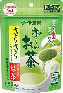 Itoen Ohi Ocha Sarasara Japanese Green Tea 40g.