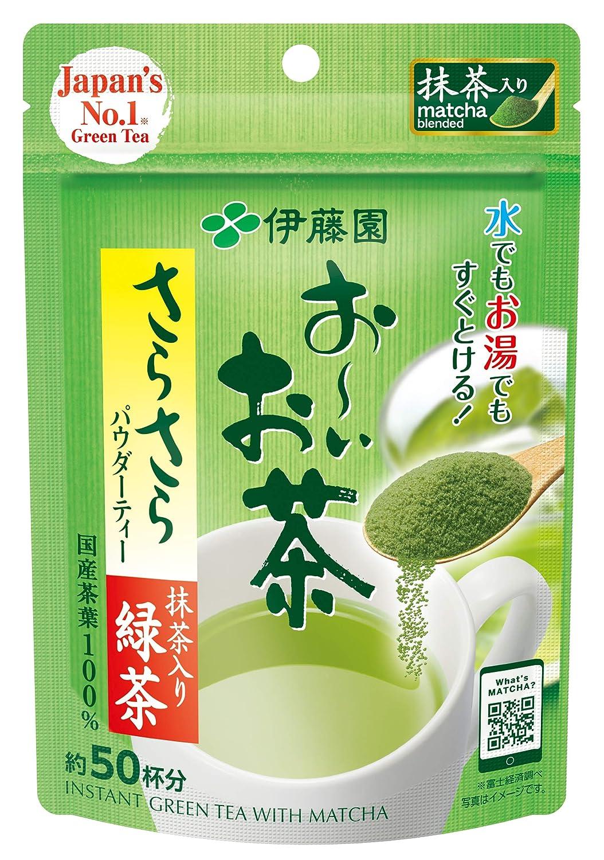 Itoen Ohi Ocha Large discharge sale Sarasara shopping 40g. Green Japanese Tea