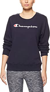 Champion Women's Champion Script Pullover Sweat
