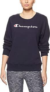Champion Women's Champion Script Pullover Sweat