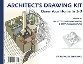 Architect's Drawing Kit: Draw Your Home in 3-D