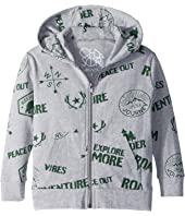 Chaser Kids Cotton Jersey Camp Badges Hoodie (Toddler/Little Kids)