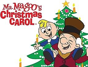 mister magoo a christmas carol
