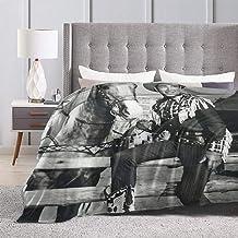 """Baulerd Roy Rogers & Trigger Ultra-Soft Micro Fleece Blanket 80"""""""" x60"""