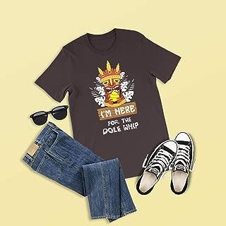 I'm Here for the Dole Whip Shirt, Dole Whip Shirts, Epcot Food and Wine, Magic Kingdom, Adventureland, Disney World, Disney Family Shirts