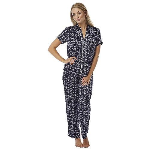 Nightwear Heaven Women s Satin Pyjama Set 80c0dbec5
