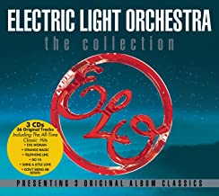Electric Light Orchestra Collection: Face Music / New World Record / Discovery