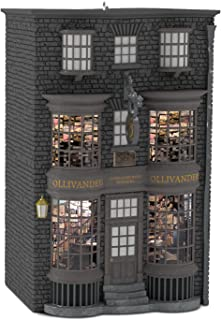 Harry Potter Christmas Ornament Ollivanders Wand Shop Hallmark Keepsake Ornament