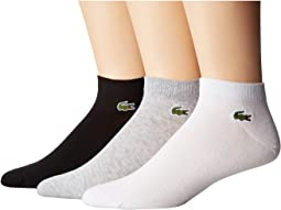 3-Pack Jersey Ped Socks