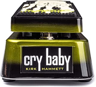 Dunlop KH95 Kirk Hammett Signature Cry Baby® Wah Wah