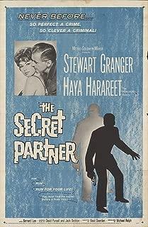 The Secret Partner 1961 Authentic 27