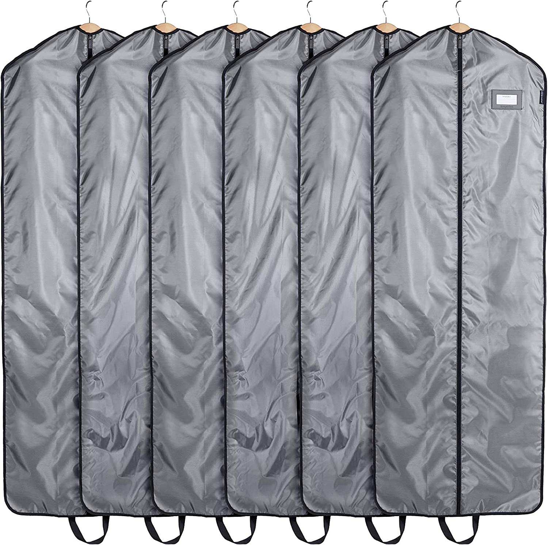 Covermates Keepsakes Garment Bag Soldering Set Columbus Mall Premium Polyester - Full
