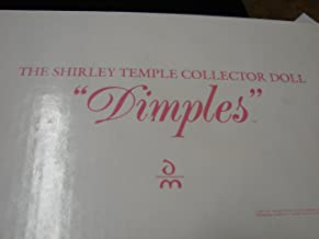 Danbury Mint Shirley Temple Movie Classics - Dimples - Doll