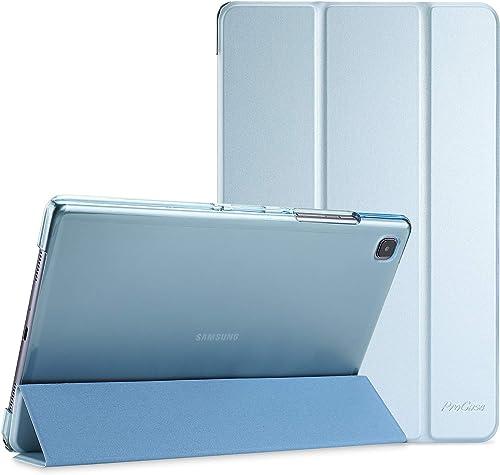 """ProCase Coque pour Galaxy Tab A7 10.4"""" (T500 T505 T507) en 2020, Étui Housse de Protection Anti-Chute, Rabat Magnétiq..."""