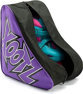 comprar comparacion Xootz Roller Skate Carry Bag - Unisex Carry Case for Kids & Adults Quad Skates