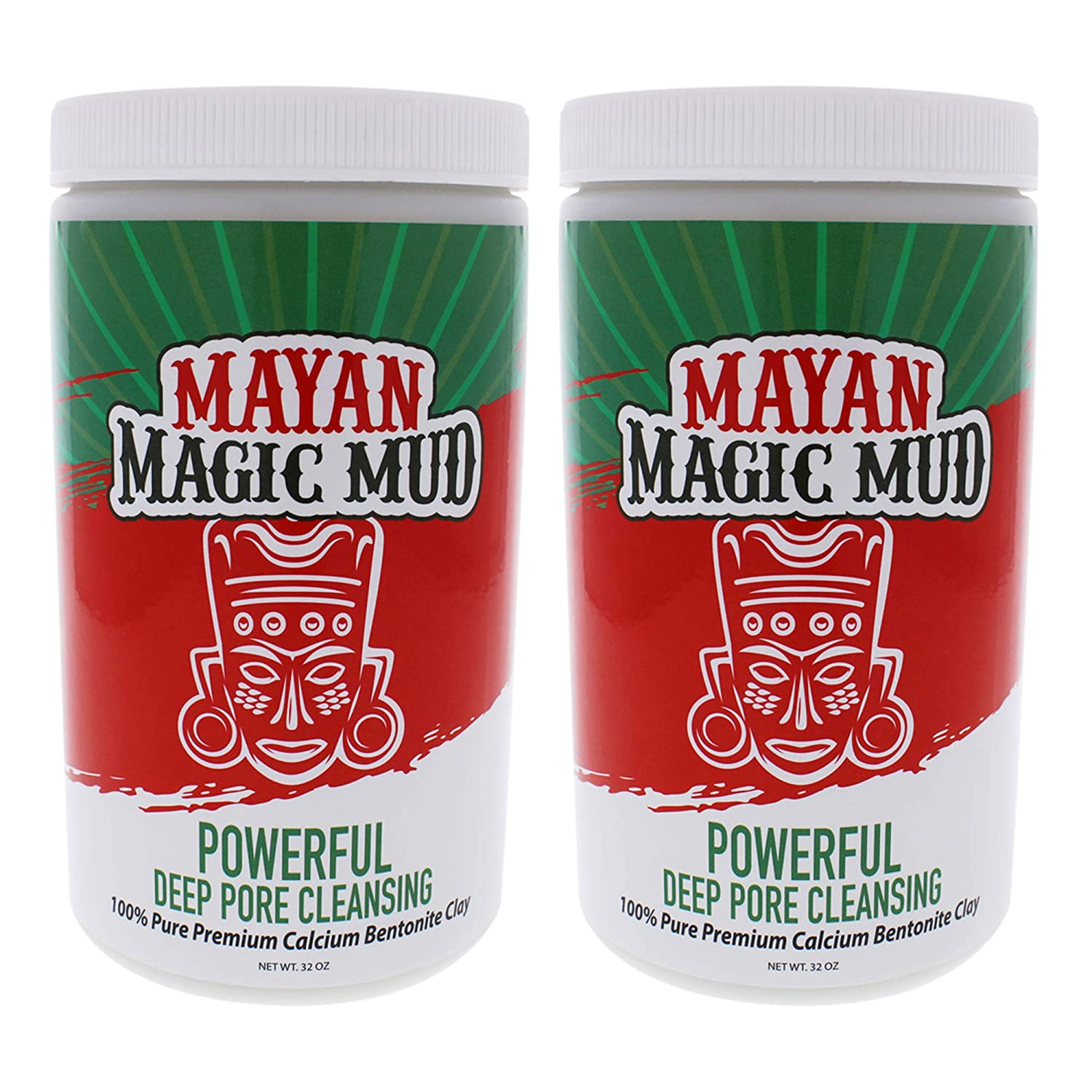 Mayan Magic Mud Powerful Deep Pore 10 Cleansing Body Mask Facial Sales of SALE items from new works Choice