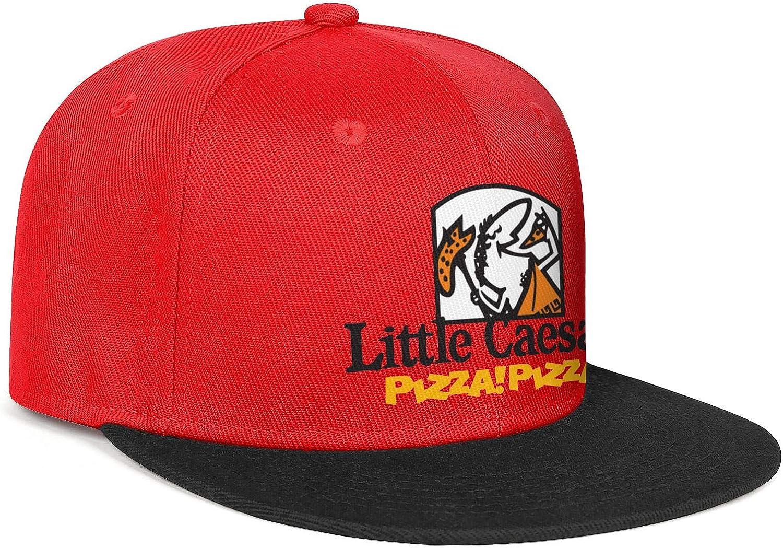 Vintage Unisex Adjustable Snapback Hat Fashion Baseball Cap Little-Caesar