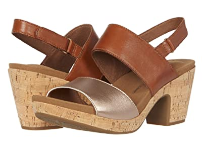 Rockport Vivianne Two Band (Tan) Women