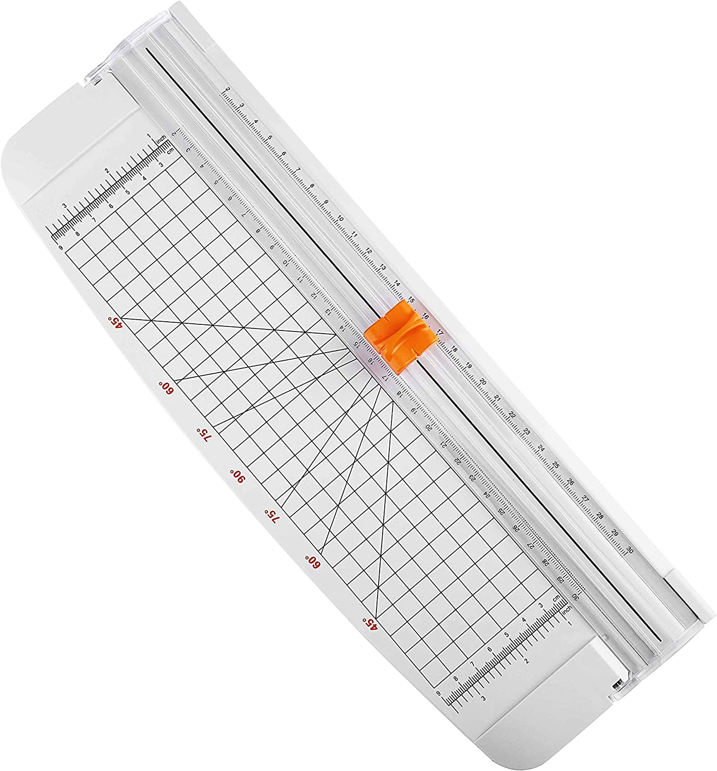 Paper Trimmer Craft Cutter Fees free A4 Safe Automatic Titanium with Super special price