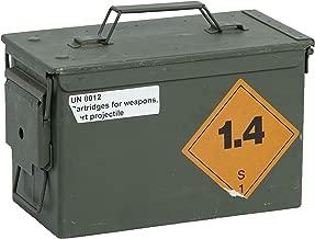 Caja de municiones API Caja de almacenamiento ca 30,5x19x15,
