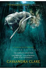 The Dark Artifices, the Complete Collection: Lady Midnight; Lord of Shadows; Queen of Air and Darkness Kindle Edition