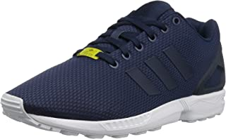 adidas zx flux blue and white