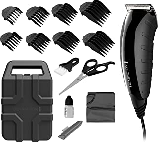 Remington HC5850 Virtually Indestructible Haircut Kit & Beard Trimmer, Hair Clippers..